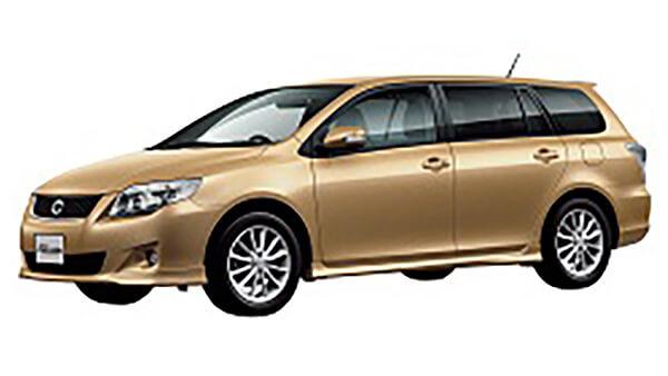 トヨタ・カローラ・フィールダー